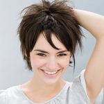 Стрижки и прически для коротких волос